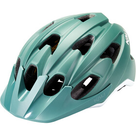 Kali Pace SLD Helm matt green/white